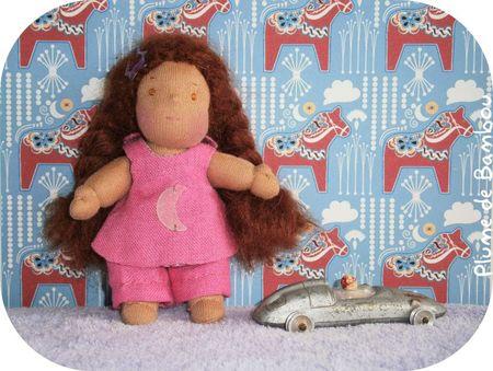 pyjama de Violette