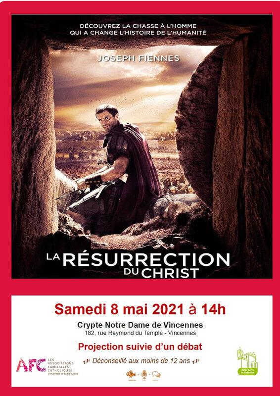 Résurrection du Christ 8 mai portrait 8 mai