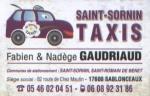 Logo TaxiSaintSornin