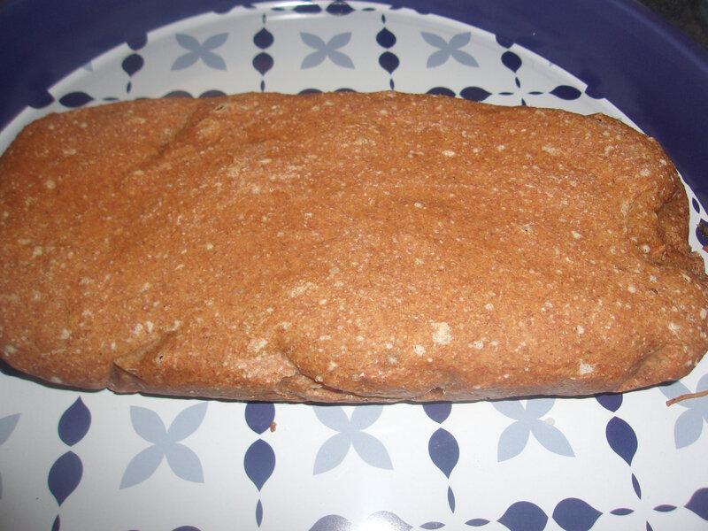 pain complet cuit