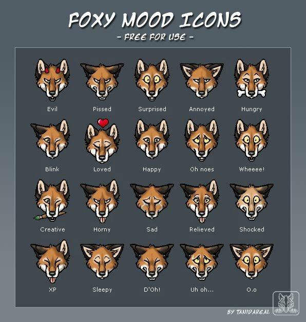 foxy_mood_icons_by_tanidareal