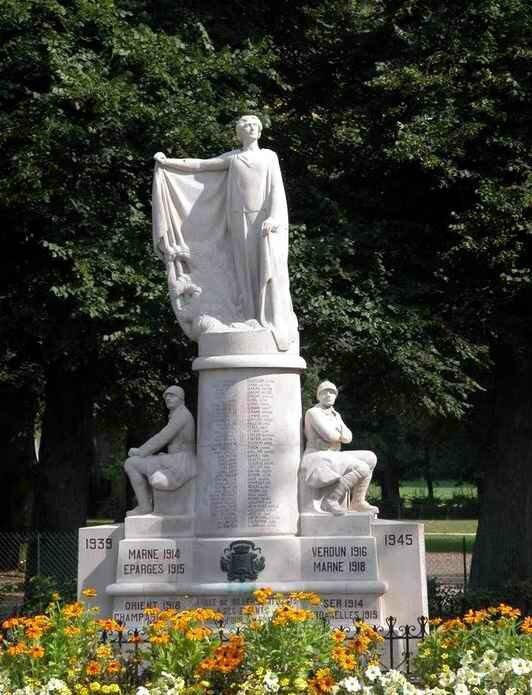 Monument Villiers