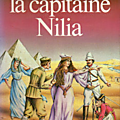 La capitaine nilia - paul d'ivoi