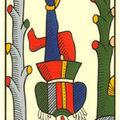 La carte xii le pendu (sommaire)