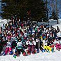 Sewen: une semaine de ski au ballon d'alsace avec la mjc