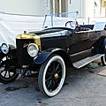 Stanley steamer model 735-b 7 passenger touring car 1919