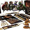 Boutique jeux de société - Pontivy - morbihan - ludis factory - Mice and mystics