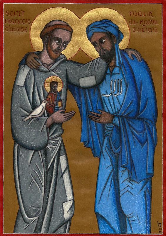 Saint François et le Sultan V