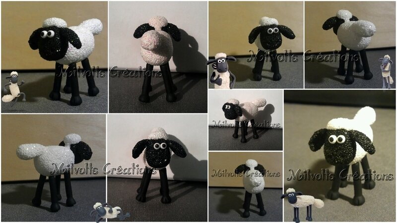 Shaun le mouton filigrane copie