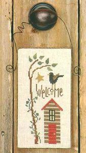 welcome KNOCKER de Bent Creek original