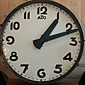 La fabrique d'horlogerie ato, aux chaprais, création de léon hatot