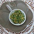 Pesto de pistaches