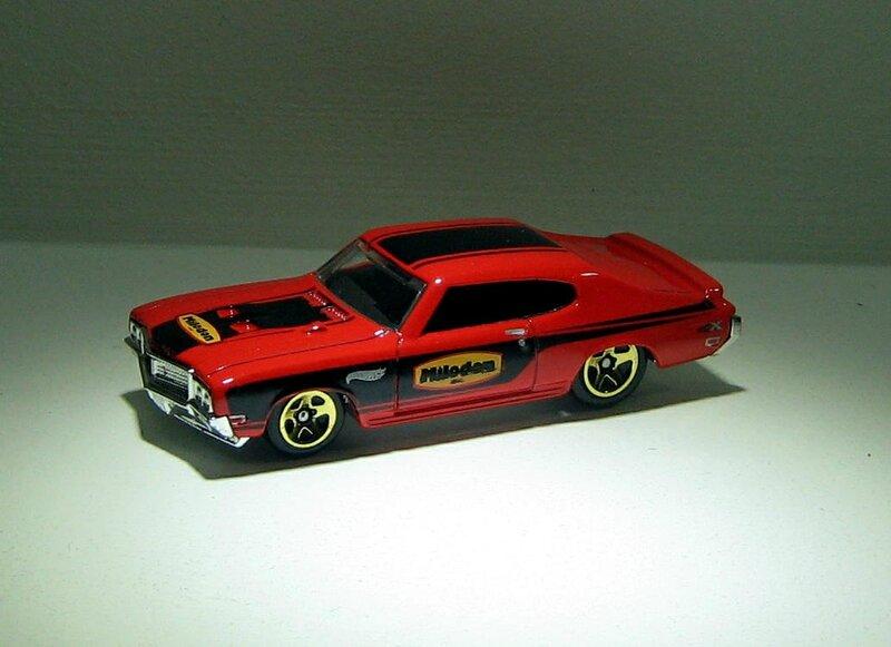 Buick GSX de 1970 (Hotwheels 2012) 01
