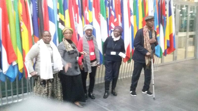 CPI/ LES DÉMOCRATES ET RÉSISTANTS DE LA DIASPORA EXIGENT LA LIBÉRATION DU PRÉSIDENT LAURENT GBAGBO.