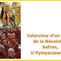 La sangha doit faire ce qui est en son pouvoir pour le peuple de birmanie
