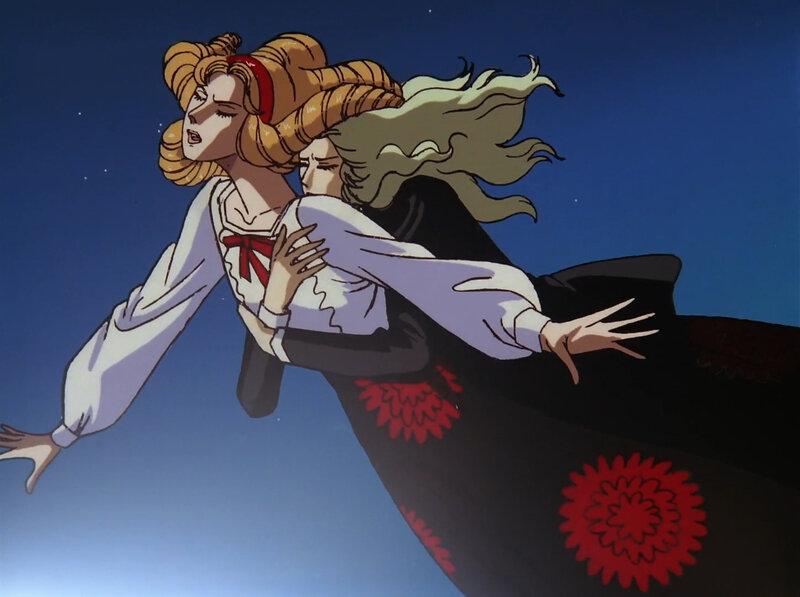 Mangas Séries Oniisama E26 Rei Une preuve d amour 19