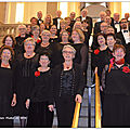 La chorale strasbourgeoise , le 28/10/2018