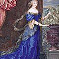 Attribué à joseph werner (1637 - 1710), portrait dit de madame de montespan