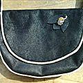 sac cuir et porte mouchoir et trousse (2)