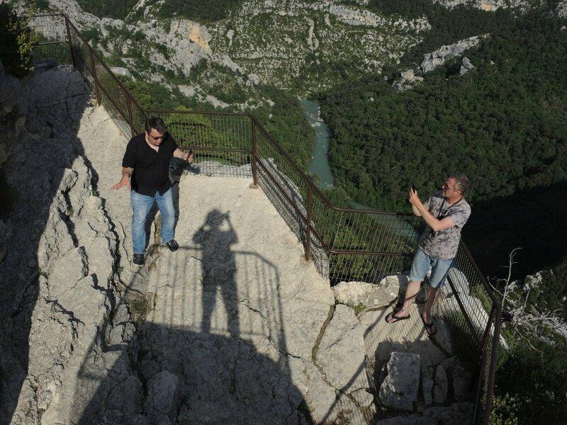 Gorges du Verdon, Point Sublime, point de panorama 2 (04)