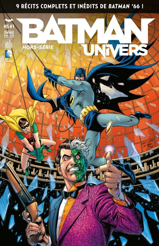 batman univers hs 01 batman '66