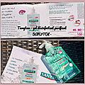 🌿 sanytol : mon savon liquide mains désinfectant purifiant sauge et tilleul 🌿