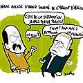Chirac veut souffler sur bourgi