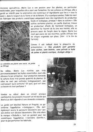 L'Abeille Perigordine2 Ete 2011