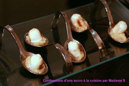 Boudin blanc, chutney pomme 3