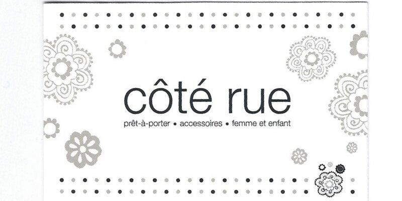 Entreprise Partenaires : Coté Rue Houdan
