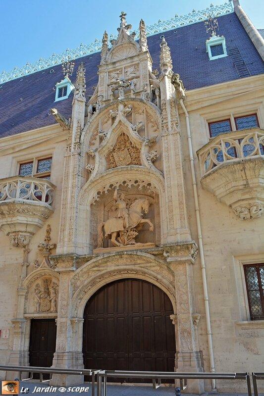 Nancy - Grand' Rue - Le musée Lorrain