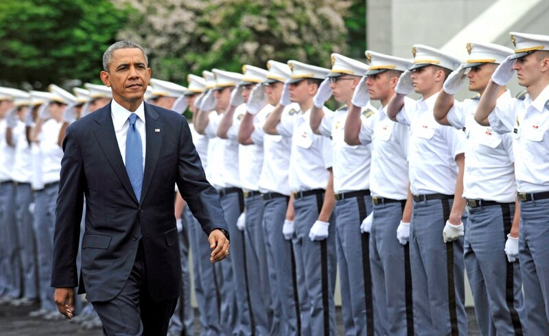 obama at west point 2014