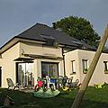 Notre nouvelle maison, à Inzinzac