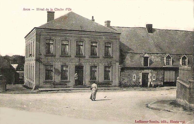 ANOR-Hôtel de La Cloche d'or
