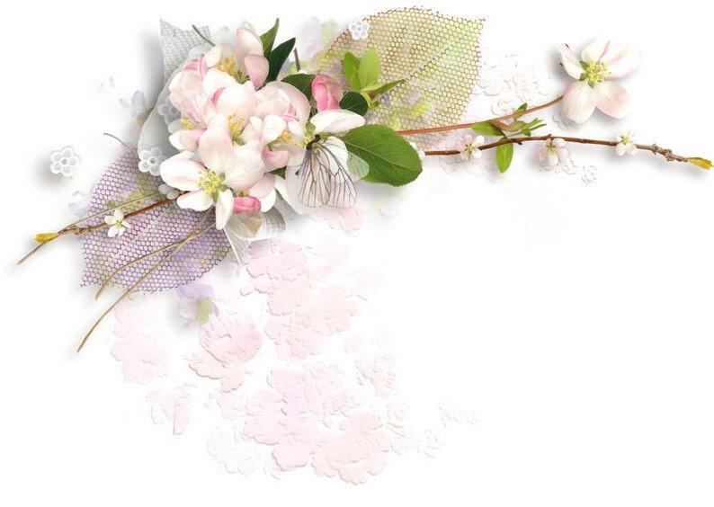 Séparation fleur mariage 1