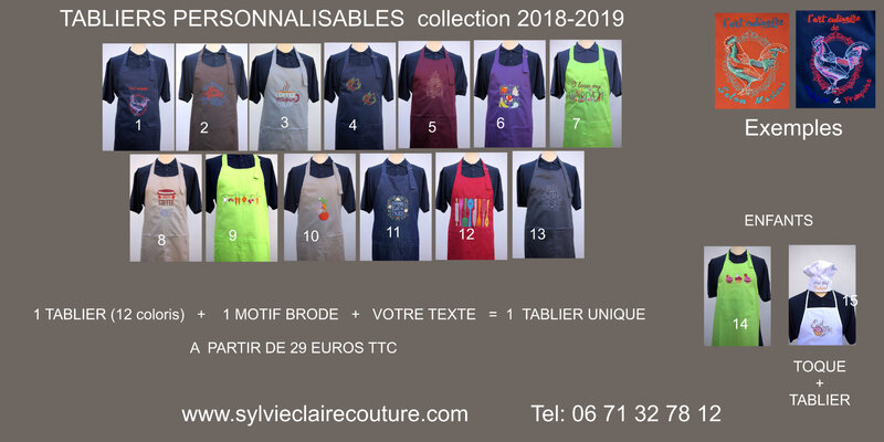 collection tabliers 2018 2019 final