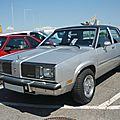 OLDSMOBILE Omega Brougham 4door Sedan 1981 Sinsheim (1)