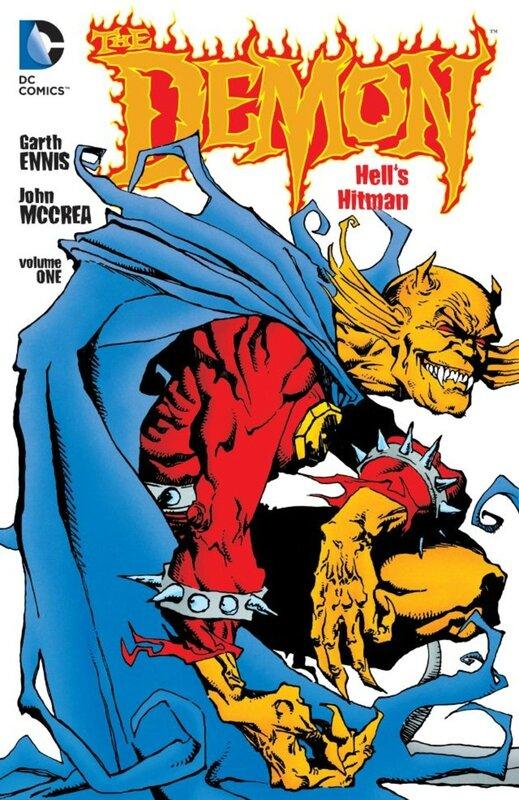 the demon vol 1 hell's hitman TP