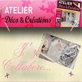 Etiquette Atelier Déco et Créat