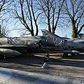 Musée Aéronautique d'Orange: France - Air Force: Dassault Mirage IIIRD: 33-TL: MSN 363.