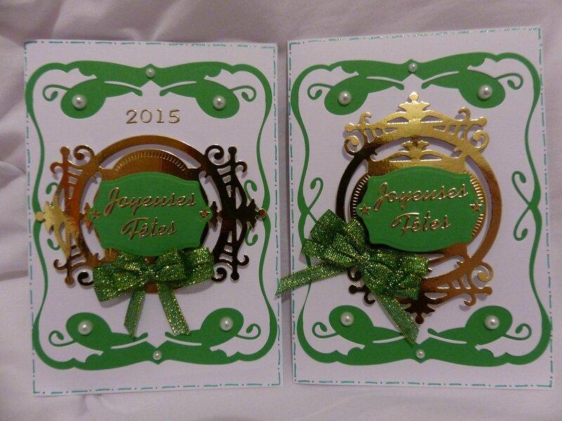 classique spell 2modeles verte