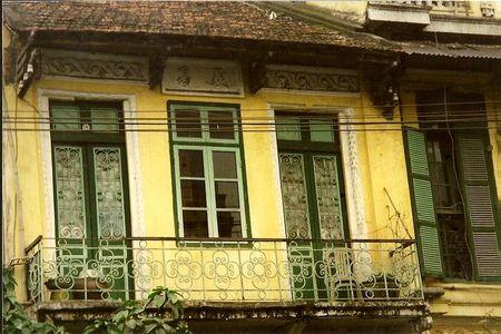hanoï fenêtre