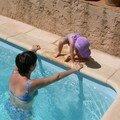 Amélie dans la piscine (3)