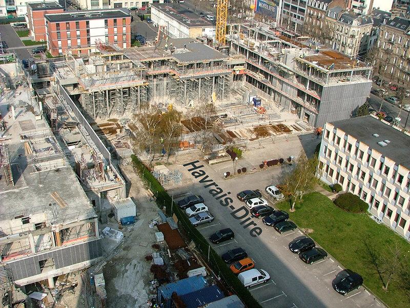 Le Havre Strasbourg France