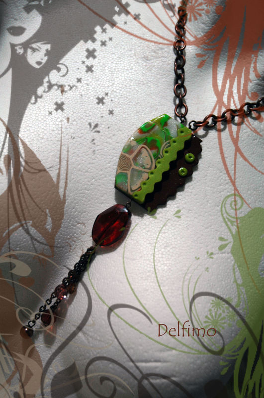Collier Anis