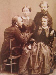 Rosa Bonheur, frères et soeur