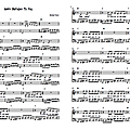Joyeux anniversaire - happy birthday to you (partition - sheet music)