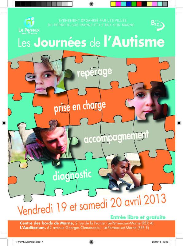 journées autisme Le Perreux 1