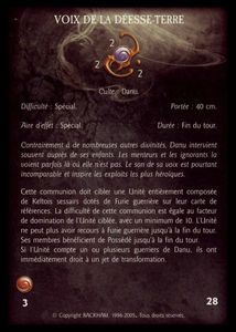 Pack de cartes - voix_de_la_deesse_terre (miracle)