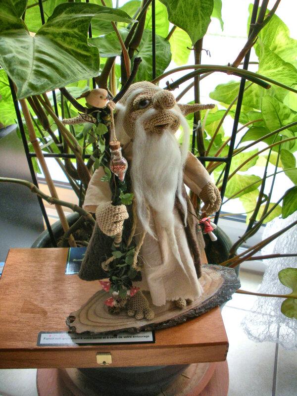 le gnome, gardien de la Forêt2